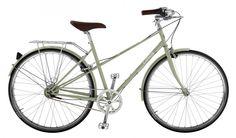 Linus Bikes | Mixte 8--my whip :)