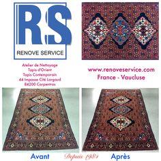 Renove Service : www.renoveservice.com Mail : renove.service@cegetel.net Tel : 04 90 60 37 22 Vaucluse nettoyage tapis - #vauclusenettoyagetapis - Avignon nettoyage tapis - #avignonnettoyagetapis - Vaison la romaine nettoyage tapis - #vaisonlaromainenettoyagetapis