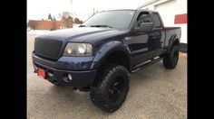 2006 Ford F-150 FX4 Extended Cab 4×4 6 INCH LIFT
