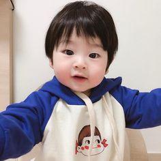 Cute Asian Babies, Korean Babies, Asian Kids, Cute Babies, Cute Baby Boy, Cute Little Baby, Little Babies, Baby Kids, Cute Outfits For Kids