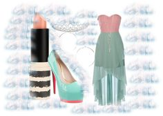 """""""Ice Princess"""" by cherry1x ❤ liked on Polyvore"""