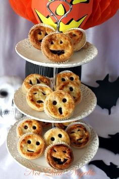 halloween party pies