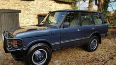 Now reduced to £3.5k, could be a good way to get into classic shape RR ownership #landrover