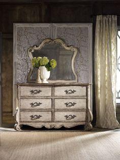 Hooker Furniture Chatelet Dresser 5350-90001