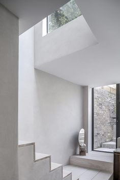inspiration zone   Hackney House – McLaren.Excell Stairs, Architecture, Interior, House, Inspiration, Furniture, Corridor, Design, Home Decor