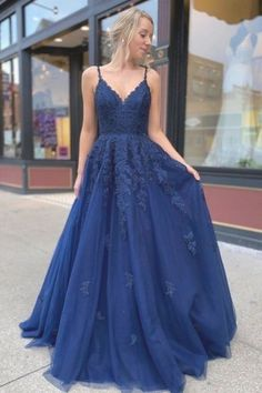 Source by emmasmalle prom long modest Blue Lace Prom Dress, Dark Blue Bridesmaid Dresses, Black Prom Dresses, Ball Dresses, Evening Dresses, Dress Prom, Homecoming Dresses, Ball Gowns, Afternoon Dresses