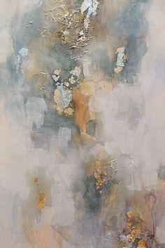 Картинки по запросу abstract gold leaf paintings