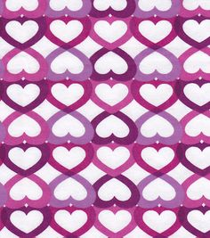 Snuggle Flannel Fabric-Infinity Hearts