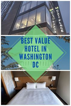 Could this be the best value hotel in the Washington, DC area? Located within the city and only minutes away from the Capitol Building it has the perfect location. For under $150 most nights it's one of the best values you will find in DC. If you are a member you also get Free breakfast. All in All Hyatt Place National Mall is the hotel to stay at when visiting Washington DC. Washington Dc Hotels, Washington Dc Area, Affordable Hotels, Best Hotels, Busch Gardens Tampa Bay, La Quinta Inn, City Pass, National Mall, Marriott Hotels
