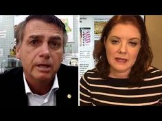 Jornal da Inglaterra fala sobre a ascensão de Bolsonaro no Brasil - YouTube