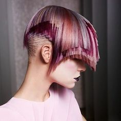 hair beauty - 2019 Optimal Power Flow Exotic Hair Color Ideas for Hot and Chic Celebrity Hairstyles Creative Hairstyles, Cool Hairstyles, Wild Hairstyles, Exotic Hair Color, Extreme Hair Colors, Hair Colour, Creative Hair Color, Editorial Hair, Beauty Editorial