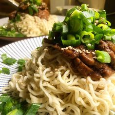 #justsimple zubereitet sind die Mie #noodles #teriyaki...das bekommt man auch noch nach einem Arbeitstag hin! #snackification #afterworkcooking Mie Noodles, Foodblogger, Noodle Recipes, Spaghetti, Ethnic Recipes, Diy, Workers Day, Credenzas, Recipies