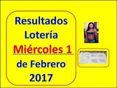 Resultados Sorteo Miercoles 1 de Febrero 2017 Loteria Nacional Panama : Loteria 1 de Febrero 2017