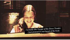 Narnia confessions!