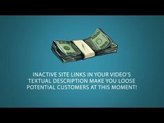 Get similar video marketing tips to capture new customers: http://www.redcamelsolutions.com?cd=Tip2 YouTube Video Marketing Tips – Tip #2 Beware of … source