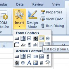 You can use Data Validation to create a dropdown list of options in a cell. However, the list font can't be changed, nor can the number of visible rows, which has a maximum of eight. Also, Data Valida