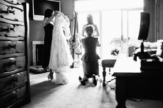 The dress Eveline and Eric I Wedding I Breckeridge