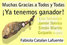 ¡ YA TENEMOS GANADOR DE NUESTRO SORTEO ! Felicidades a Fabiola Catalan Lafuente ¡ Qué lo Disfrutes !  Muchas gracias a tod@s por participar =D  Seguiremos con nuevas promociones así que estad atent@s ..  ¡ Feliz Finde !