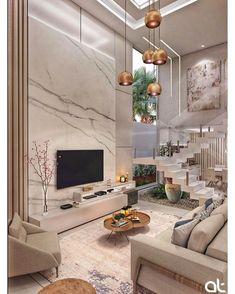 Dream House Interior, Luxury Homes Dream Houses, Room Interior, Interior Design Living Room, Living Room Designs, Interior Decorating, Luxury Interior Design, Luxury Home Decor, Contemporary Interior
