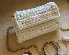 Crochet bag / purse