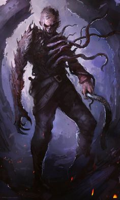 Infested by Darkcloud013 on DeviantArt