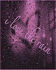 Rainy weather today and I really love rain, it's my bliss. I Love Rain, No Rain, Rain Gif, Walking In The Rain, Singing In The Rain, Rainy Night, Rainy Days, Rainy Weather, Smell Of Rain