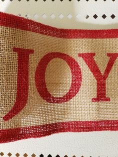 Joy burlap wreath; Joy burlap banner; Joy burlap sign; Christmas banner; DIY burlap banner; Christmas burlap banner; Christmas burlap decorations; Christmas burlap garland; holiday mantle decor; Christmas mantel decorating ideas; Burlap Christmas ideas; Christmas crafts; burlap pillows diy; burlap crafts; burlap projects; burlap Christmas tree; burlap christmas decorations; burlap christmas tree decorations; burlap christmas tree garland; holiday home decor ideas; diy home decor…