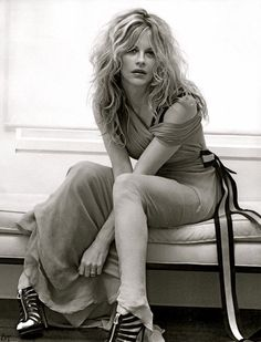 Meg Ryan, 2008 . What happened to this girl? She used to be so cute