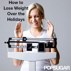 Three tried-and-true tactics to help you lose weight over the holidays!