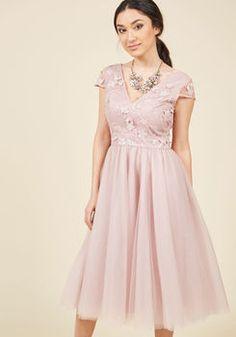 A Divine Dream Midi Dress in Mauve Pink Sequin Dress 532b1ccf5