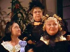 Mrs. Meade: Dolly Merriwether, how dare you criticize me! Melanie Wilkes told the doctor that if it's for the benefit of the cause, it's quite all right. Mrs. Merriwether: She did! Aunt Pittypat: Oh dear, oh dear. Where are my smelling salts? I think I shall faint. Mrs. Merriwether: Don't you dare faint, Pittypat Hamilton. If Melanie says it's all right, it is all right. Dr. Meade: Come, gentlemen, do I hear your bids? Make your offers. Don't be bashful, gentlemen.