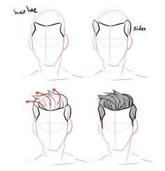 Tumblr, make hair