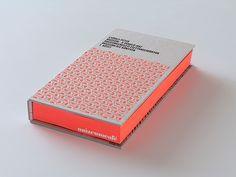 Beautiful two colors book for Museum of Fine Arts Budapest. by Viktor Suszter & Lead82 & Daniel Nemeth & David Lencses & Zalán Péter Salát