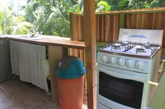 bird cage kitchen  - Costa Rica