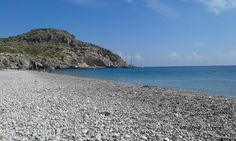 Traganou #Beach #sunny #September #day (22/Sep/2014)   #Rhodes #Rodos #Greece