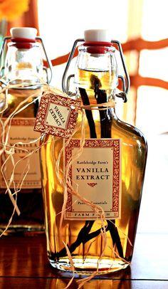 Rattlebridge Farm: Vanilla Extract Tutorial
