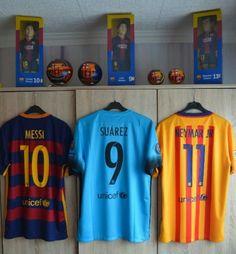 Barcelona Team, Barcelona Football, Messi 2016, Real Madrid Players, Neymar Jr, Club, Football Fans, Lionel Messi, Sport Wear