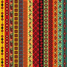 Illustration about Various strips motifs in different styles. Illustration of icon, amber, element - 23444142 Pattern Paper, Pattern Art, Fabric Patterns, Pattern Designs, Tribal Background, Background Patterns, Arte Tribal, Tribal Art, African Theme