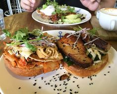 SYDNEY EATS | Brunch | Haven Tailoring Coffee Joyously