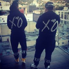 4d3668ad370 The Weeknd and Cash xo •Pinterest   meana  love • The Weeknd Quotes