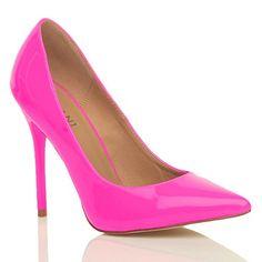 Damen Höher Absatz Kontrast Party Spitz Gepflegt Fesch Arbeit Pumps Schuhe 6 39 - http://on-line-kaufen.de/ajvani/39-eu-6-uk-damen-hoeher-absatz-kontrast-stilettos-6