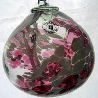 Pink and Ice White Spirit Ball