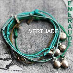Bracelet Fil Lovepépite Argent