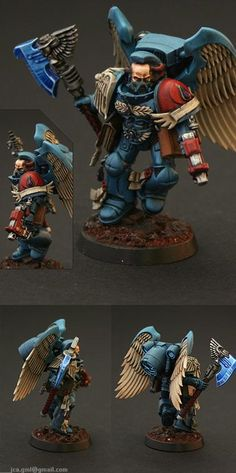 Blood Angels, Force Weapon, Jca, Librarian