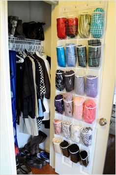 10 Clever Ways to Organize Your Scarves 9
