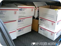 Site with lots of care package ideas . . . great reference for soon to be missionary son