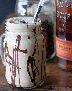 Bourbon Chocolate Milkshake Recipe - Redbook