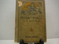 Peter and Polly in Autumn 1918 Rose Lucia by VintageBookMarket, $20.00