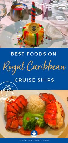 Even though we can't take a cruise vacation right now, it doesn't stop us from dreaming of our next cruise. One of the things we miss most about cruising is the variety of food options. Here we share the best food found on Royal Caribbean cruise ships. From the buffets and fine dining to bar food, we share our favorite burgers, pizza, desserts and more. Check out this post and see if you can create the recipes at home! #RoyalCaribbean #RoyalCaribbeanCruises #CruiseFood #CruiseVacation… Cruise Checklist, Packing List For Cruise, Cruise Vacation, Royal Caribbean Ships, Royal Caribbean Cruise, Liberty Of The Seas, New Pizza, Cruise Reviews, Royal Caribbean International