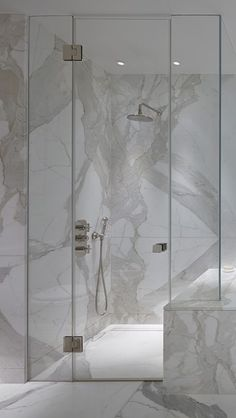 Marble Bathroom Designs Ideas - The Architects Diary Marble Bathroom Designs IdeasMarble Bathroom Designs Ideas Bathroom Stone for Shower/ SPAN Architecture Gut Renovates Upper East Side Duplex Bathroom Toilets, Bathroom Renos, Bathroom Interior, Modern Bathroom, Small Bathroom, Master Bathroom, Marble Bathrooms, Grey Marble Bathroom, Bathroom Showers